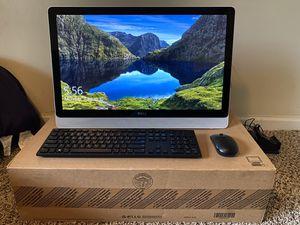 Dell desktop computer 2 in one for Sale in Gainesville, GA