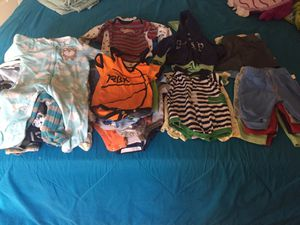 Baby lot clothing sizes 3 to 6 months for Sale in North Las Vegas, NV