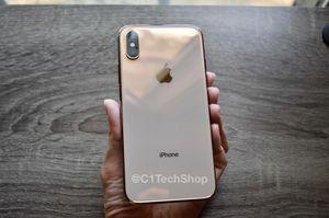 Apple iPhone XS Gold 64GB Unlocked for Sale in Alexandria, VA