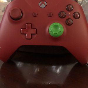 Xbox One Red Controller for Sale in Annandale, VA