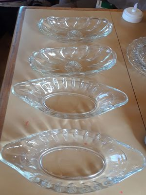 Crystal dishes for Sale in Lodi, CA