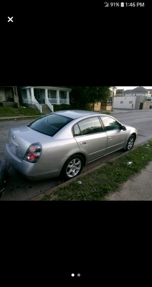 06 nissan altima se for Sale in Grove City, OH