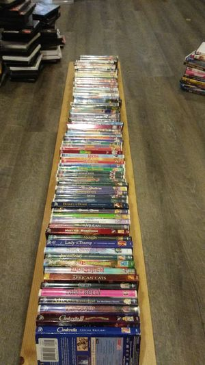 Disney movie collection for Sale in Maple Valley, WA