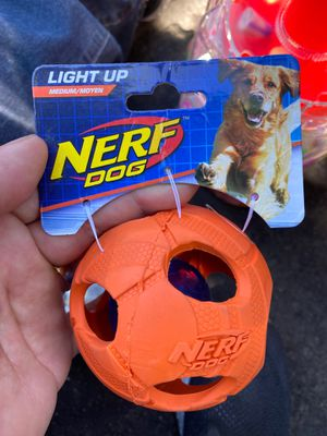 Nerf dog ball mediums for Sale in Los Angeles, CA
