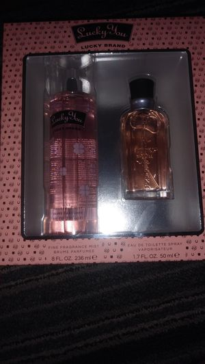 lucky you lucky brand women gift set for Sale in Chula Vista, CA