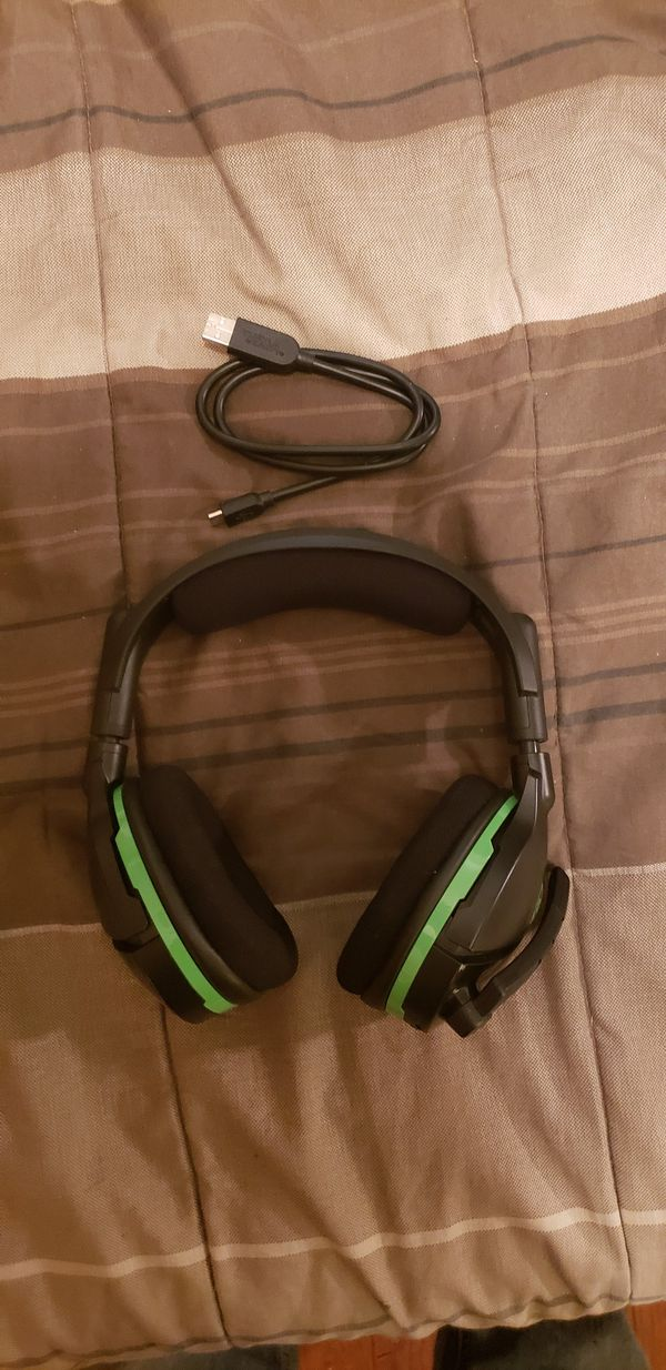Turtle beach stealth 600 wireless xbox one headset