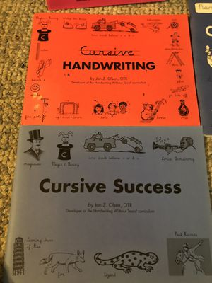Handwriting without Tears set for Sale in Apex, NC