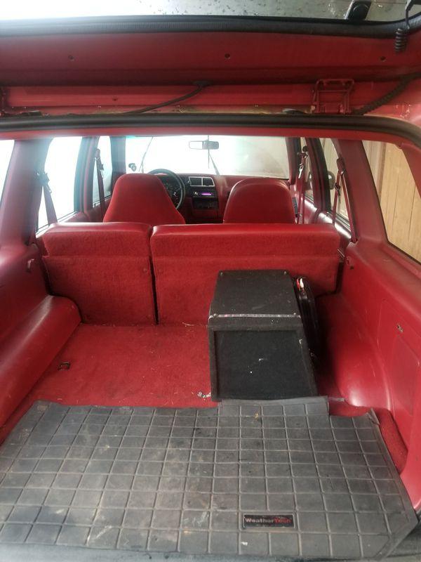 1991 Ford Explorer XLT Eddie Bauer 4x4