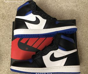 Jordan 1 Royal Toes for Sale in Cleveland, OH