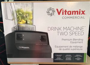 Vitamix Comercial Blender Machine Two-Speed 64-oz for Sale in Boonsboro, MD