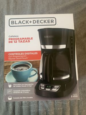New! never used Coffee Maker for Sale in Oakland, CA