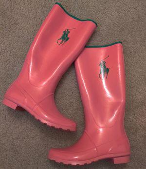 Ralph Lauren Rain Boots for Sale in North Chesterfield, VA