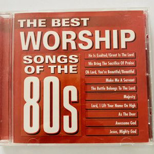 The Best Worship Songs of the 80's / Various CD for Sale in Phoenix, AZ