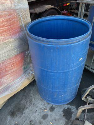 55 Gallon Plastic Barrels for Sale in Los Angeles, CA
