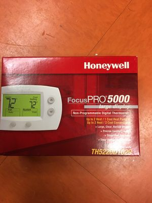 Honeywell digital thermostats for Sale in Lutherville-Timonium, MD