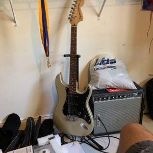 Squier Stratocaster for Sale in Weston, FL