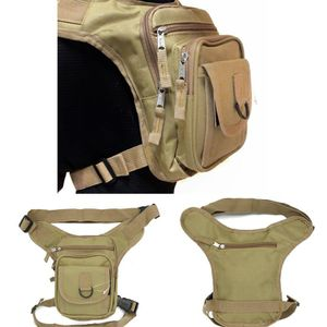 Brand NEW! Khaki Waist/Hip/Leg/Thigh Holster Style/Pouch/Leg Bag For Hiking/Biking/Camping/Sports/Fishing/Outdoors/Work for Sale in Torrance, CA