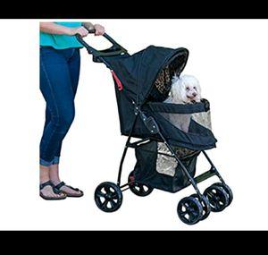 Pet Gear NO-Zip Happy Trails Lite Pet Stroller for Sale in Homestead, FL