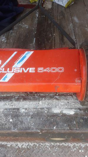 Husqvarna exclusive 5400 push mower for Sale in New Bern, NC