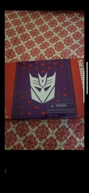 COLLECTIBLE NIKE MEGATRON for Sale in Delray Beach, FL