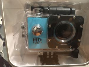 Like GoPro Sports camera. New in box for Sale in Los Angeles, CA