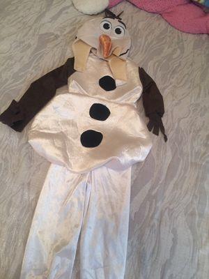 Olaf costume for Sale in New Brunswick, NJ
