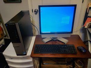 Dell Optiplex 3010 desktop computer set #2 for Sale in Hutto, TX