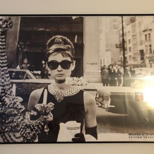 Free: Breakfast At Tiffany's Framed Photo for Sale in New York, NY