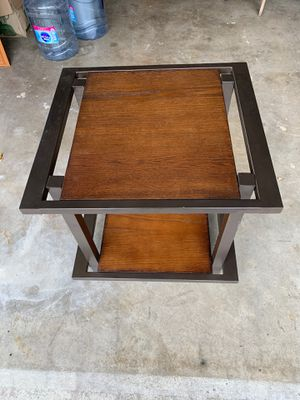 Two end tables great condition for Sale in Azusa, CA