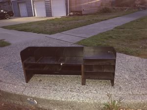 Free garage/car part/ product organizer. for Sale in Tacoma, WA