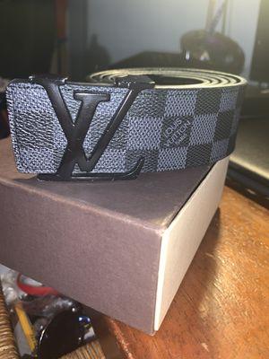 Louis Vuitton belt for Sale in Accokeek, MD