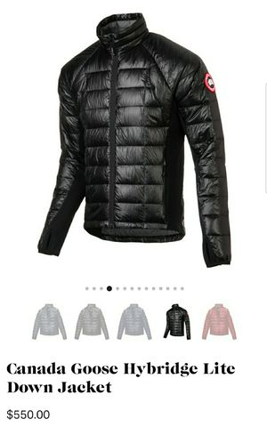 Canada Goose jacket. Brand new for Sale in Dallas, TX