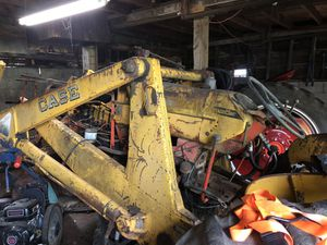 Late 1960s Case 530; 188 Diesel; Backhoe for Sale in Mill Hall, PA