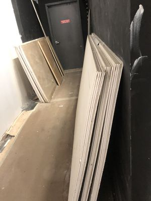 "QuietRock 545. 1-3/8"" thick specialty soundproofing drywall sheets. Cheap! for Sale in Los Angeles, CA"