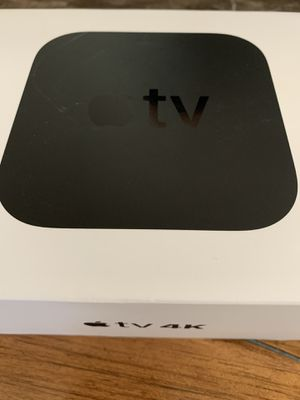 Apple TV 4K for Sale in Rancho Cucamonga, CA