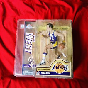 Jerry West Collectible Action Figure for Sale in Casa Grande, AZ
