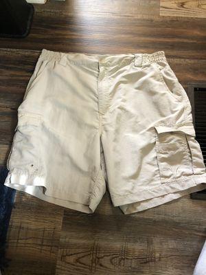 White Sierra Men's Outdoors Shorts for Sale in Dothan, AL