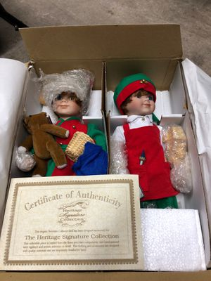 Antique dolls for Sale in New Castle, DE