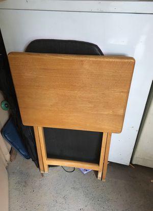 Folded breakfast table for Sale in Oldsmar, FL