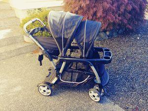 Graco Double Stroller for Sale in Poulsbo, WA