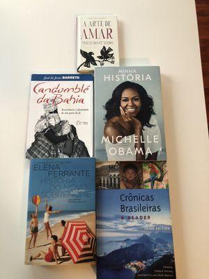 Boms Livros em Português! for Sale in Miami, FL