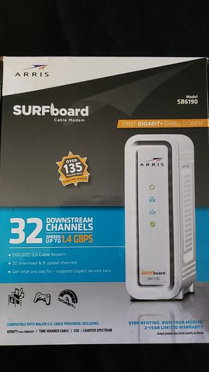 Arris Cable Modem for Sale in Port St. Lucie, FL