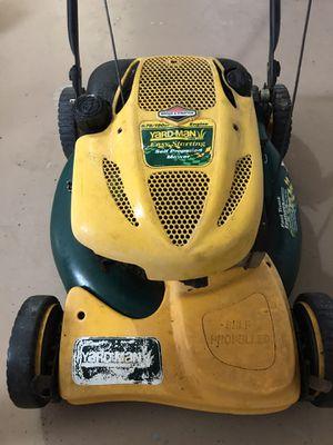 Yard Man push lawnmower (self propelled) for Sale in Waynesboro, VA