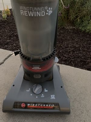 Hoover Wind Tunnel Bagless Vacuum Cleaner for Sale in San Diego, CA