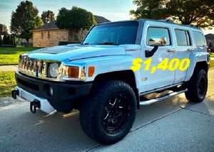 🚗🎁I'm the first owner and i want to sell my 2009 Hummer H3 $1400 for Sale in New York, NY