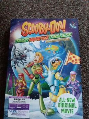 Scooby Doo Halloween dvd for Sale in Norfolk, VA