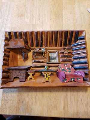 Cabin theme wall mount for Sale in Gresham, OR