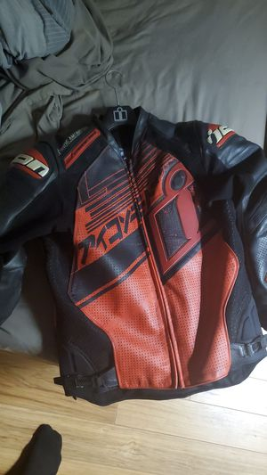 Icon jacket motorcycle gear for Sale in Santa Fe Springs, CA