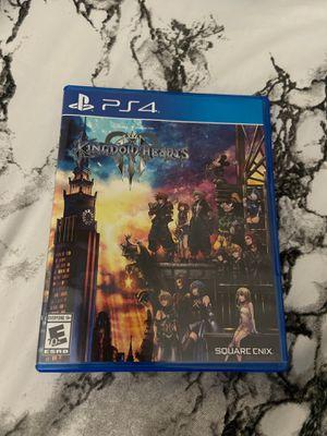 Kingdom Hearts III for Sale in Anaheim, CA