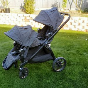 Baby Jogger City Select Lux Double Stroller for Sale in Fullerton, CA